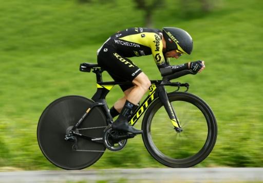 Dauphiné: Adam Yates en jaune après la 4e étape