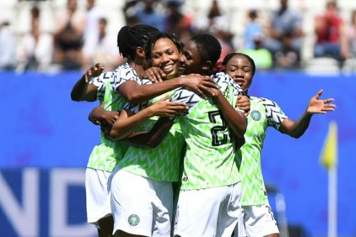 Mondial-2019: le Nigeria entretient un mince espoir