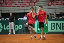 Challenger de Lyon - Sander Gille et Joran Vliegen éliminés au 1er tour