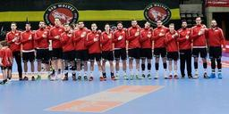 Euro de handball 2020 (m) - Qualifications - Les Red Wolves défaits par la Serbie 26-37 à Louvain