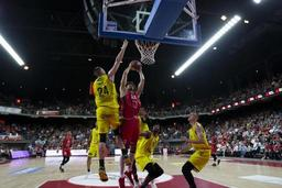 Euromillions Basket League - Ostende peut être champion de Belgique pour la 8e fois d'affilée jeudi soir