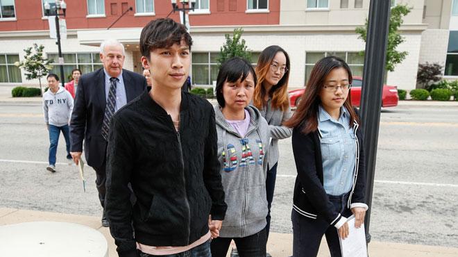Une étudiante chinoise qui effectuait un échange universitaire aux Etats-Unis tuée par un Américain obsédé par les tueurs en série