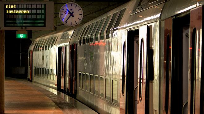 Perturbations sur le rail entre Bruxelles et Anvers: on ne sait pas quand la situation sera normalisée