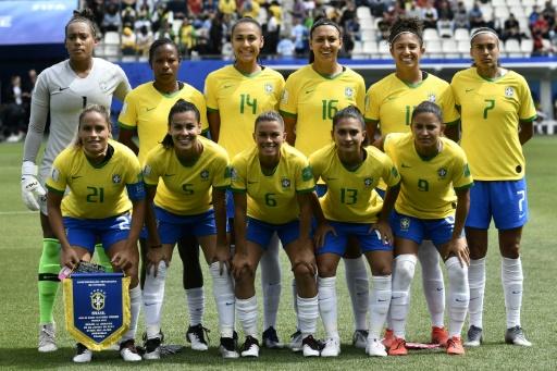 Mondial-2019: le Brésil pour confirmer, Chine et Afrique du sud dos au mur