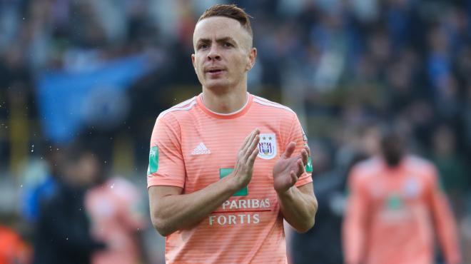 Anderlecht et Nantes proches d'un accord: Adrien Trébel devrait bien quitter le Sporting
