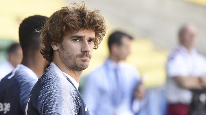 Le futur club d'Antoine Griezmann est connu: un dirigeant de l'Atlético a vendu la mèche