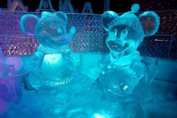 Plus de patinoire ni de festival de sculptures de glace à Bruges