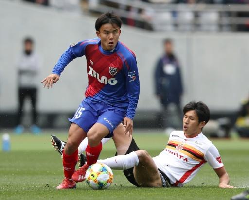 Copa America: Kubo, le Japonais passé par La Masia