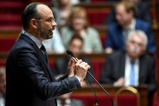 Déclaration de Philippe: le Sénat s'abrite derrière l'abstention
