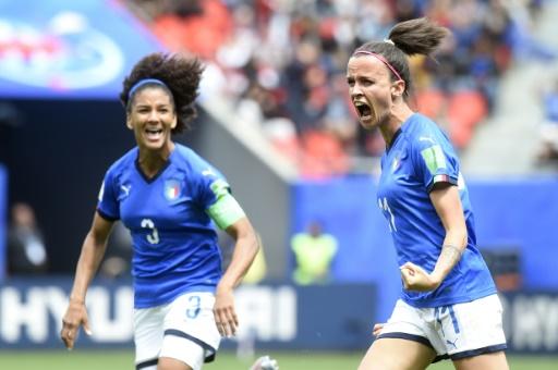 Mondial-2019: Bonansea et l'Italie y croient