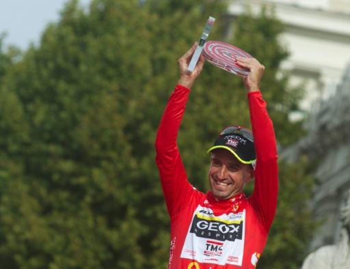 Vuelta-2011: l'Espagnol Cobo pourrait être déchu de la victoire pour dopage au profit de Froome