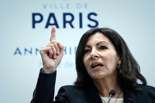 Paris: Hidalgo annonce la création de