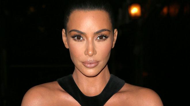 Kim Kardashian publie une photo craquante de son fils Psalm