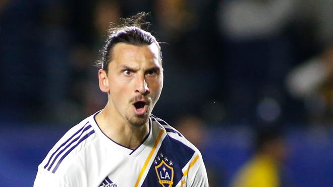 Sans surprise, Ibrahimovic est le joueur le mieux payé de MLS