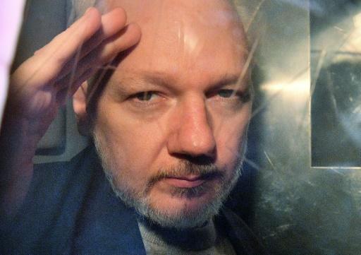 Audience en février 2020 sur la demande d'extradition d'Assange vers les USA