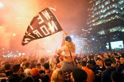 NBA: l'équipe des Raptors défilera dans les rues de Toronto lundi