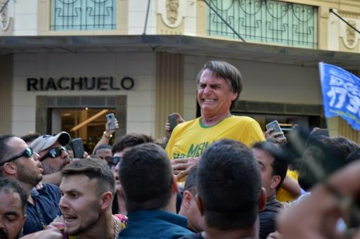 Brésil: l'agresseur de Bolsonaro déclaré irresponsable