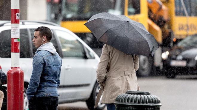 De grosses averses se sont abattues sur le pays: le pire est-il derrière nous?