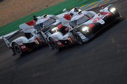 24 Heures du Mans - Toyota toujours en tête après 8 heures, Vandoorne 4e et Vanthoor leader en GTE-Pro