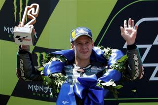 Quartararo s'offre en Catalogne son premier podium en MotoGP