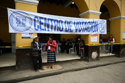 Guatemala: élections générales et premier tour de la présidentielle