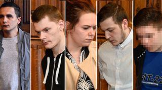 Procès Valentin- l'avocate de Dorian Daniels s'adresse directement à son client, Je te le dis, je suis très fière 2