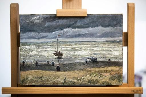 Deux oeuvres de Van Gogh, volées il y a 16 ans, à nouveau exposées
