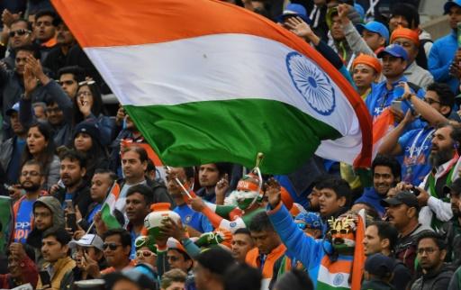 Cricket: l'Inde bat le Pakistan, un ministre indien salue