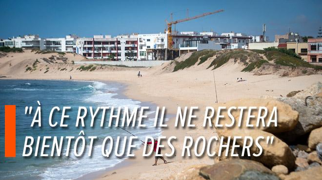 Au Maroc, le littoral menacé par les