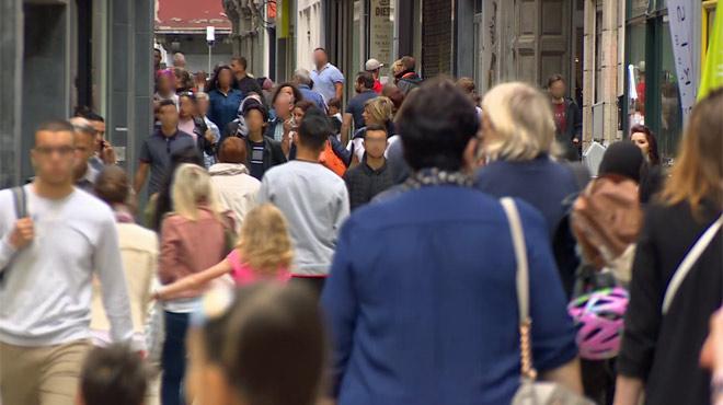 Voici combien il y a d'habitants en Belgique et les derniers chiffres des migrations