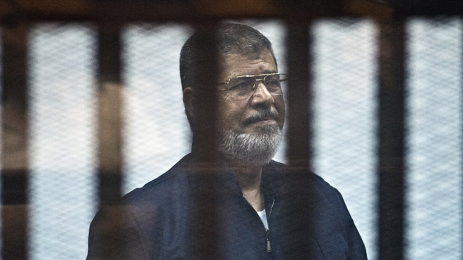 L'ancien président égyptien Mohamed Morsi est mort
