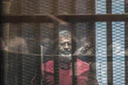 Décès de l''ancien président égyptien Mohamed Morsi