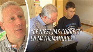 Geoffroy découvre une faille dans le logiciel Excel en expliquant un exercice de math à son fils (vidéo) 3
