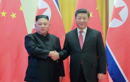 Xi Jinping jeudi en Corée du Nord avant un possible sommet avec Trump