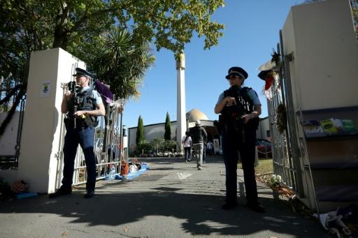 Tuerie de Christchurch: un Néo-Zélandais incarcéré pour le partage de la vidéo
