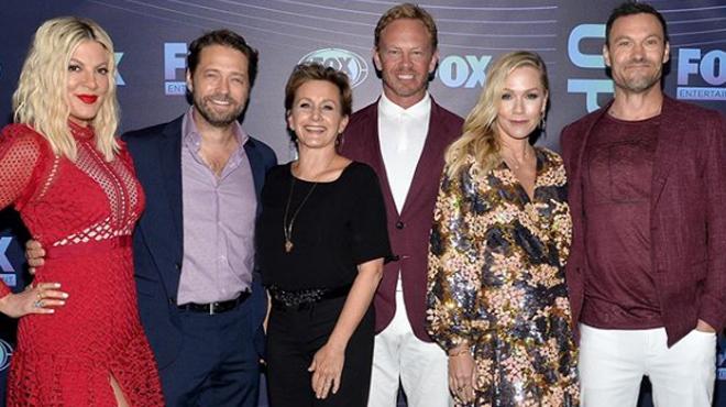 Une nouvelle recrue ÉTONNANTE rejoint le casting du reboot de Beverly Hills