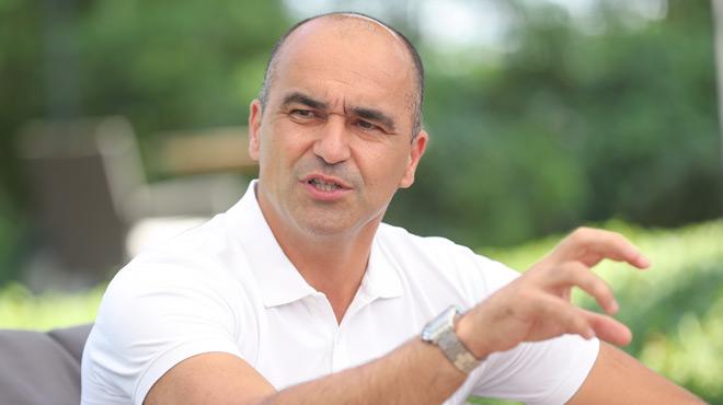 Roberto Martinez donne UN CONSEIL aux jeunes joueurs pour réussir leur carrière