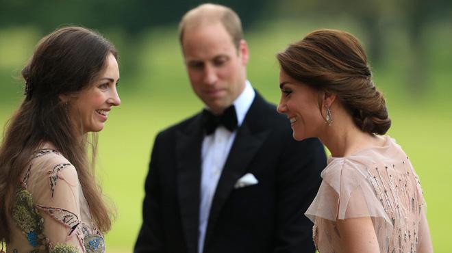 Rose Hanbury, la supposée maîtresse du prince William, exclue de son cercle d'amis et