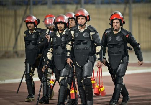 CAN-2019: la sécurité, préoccupation majeure en Egypte