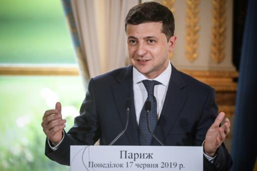 Le président Zelensky compare les Ukrainiennes à une