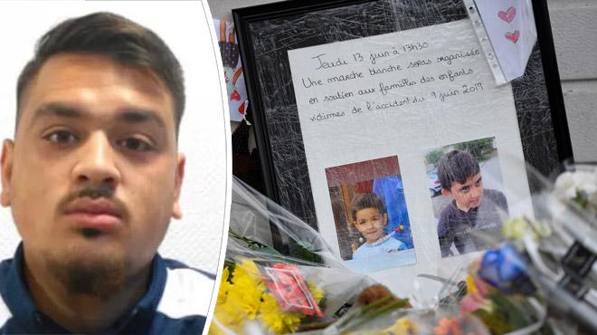 Enfants fauchés à Lorient: après 9 jours de traque, le conducteur a été interpellé