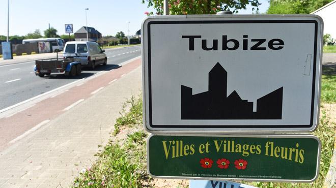 Tubize: une femme chute du quatrième étage d'un immeuble