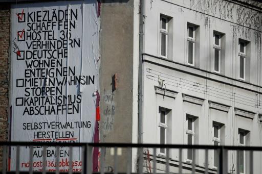 Pour contrer leur flambée, les loyers berlinois gelés à partir de 2020