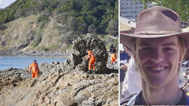 Disparition de Theo en Australie: les recherches se poursuivent autour du phare