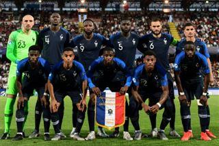 Euro-Espoirs- la France arrache in extremis la victoire contre l'Angleterre 2-1