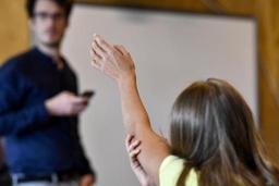 Le temps passé en classe à l'apprentissage a tendance à diminuer