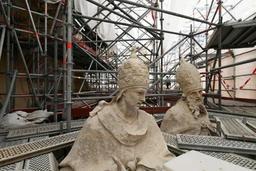 France: la Chapelle royale du Château de Versailles fait peau neuve