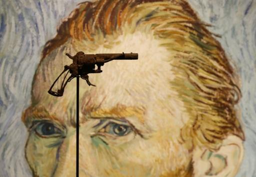 Le revolver que Van Gogh aurait utilisé pour se suicider aux enchères à Paris
