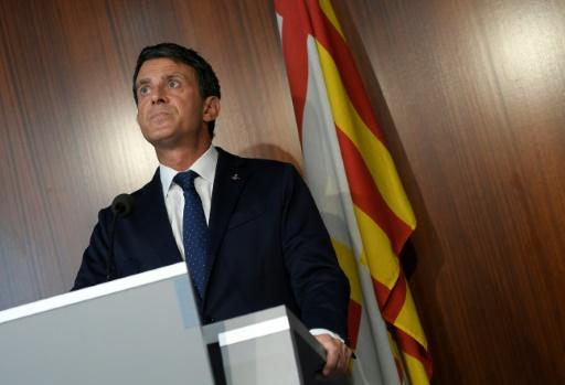 Manuel Valls traite