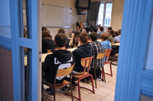 En France, des profs moins formés qu'ailleurs à gérer les élèves perturbateurs